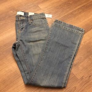 """NWT  Old Navy """" the girlfriend """" Jeans Size 10R"""